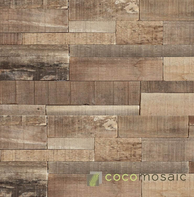 de estilo  por Nature at home | Cocomosaic | Wood4Walls, Moderno