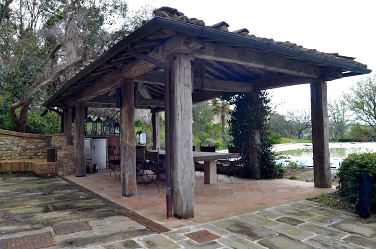 Jardim  por Moreno Donati
