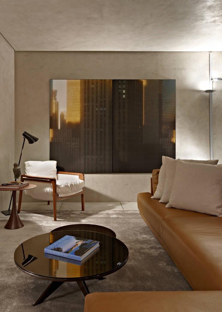 by Ana Paula Carneiro Arquitetura e Interiores Minimalist