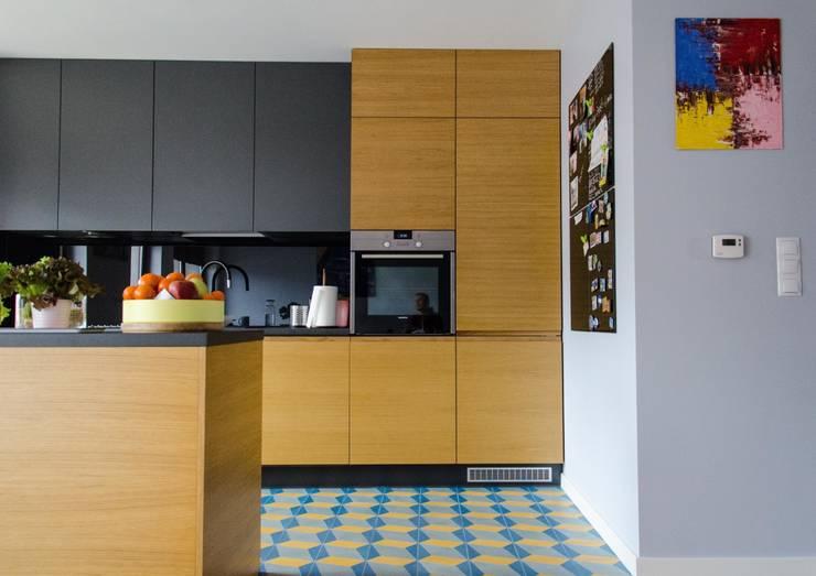 مطبخ تنفيذ Studio Malina