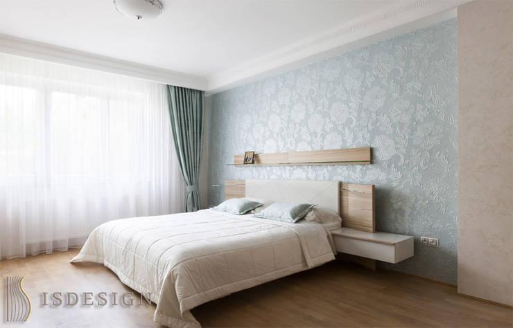 Спальная комната:  в . Автор – ISDesign group s.r.o.