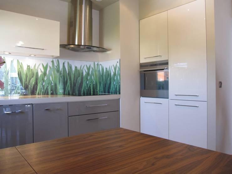 Mieszkanie 01: styl , w kategorii Kuchnia zaprojektowany przez ARTEFEKT