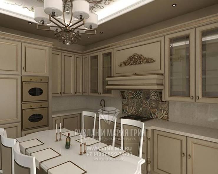 Кухня: Кухни в . Автор – Студия дизайна интерьера Руслана и Марии Грин
