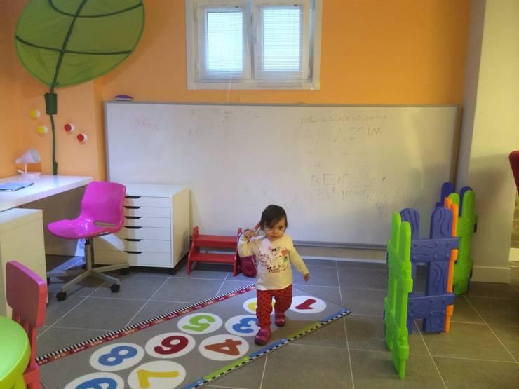 Vizyon Mimarlık ve Dekorasyon – M.L.P EVİ:  tarz Çocuk Odası