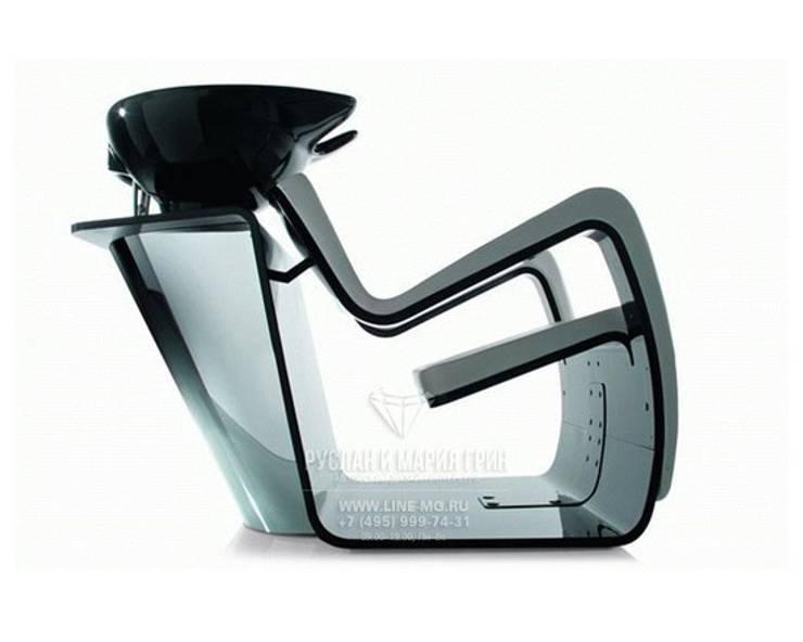 Дизайн кресла-мойки в салоне красоты Lipstick: Спа в . Автор – Студия дизайна интерьера Руслана и Марии Грин