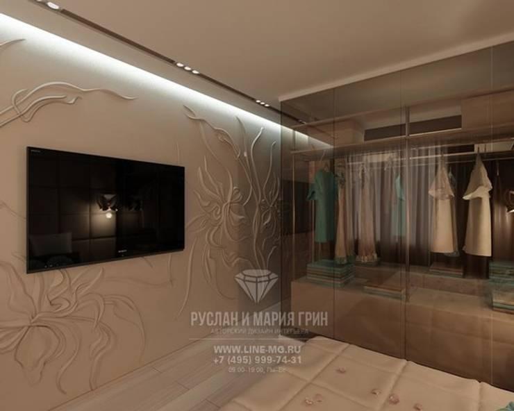 Дизайн спальни в стиле арт-деко: Спальни в . Автор – Студия дизайна интерьера Руслана и Марии Грин,
