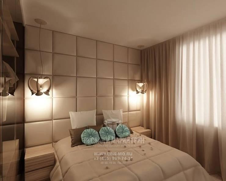 Дизайн спальни: Спальни в . Автор – Студия дизайна интерьера Руслана и Марии Грин,