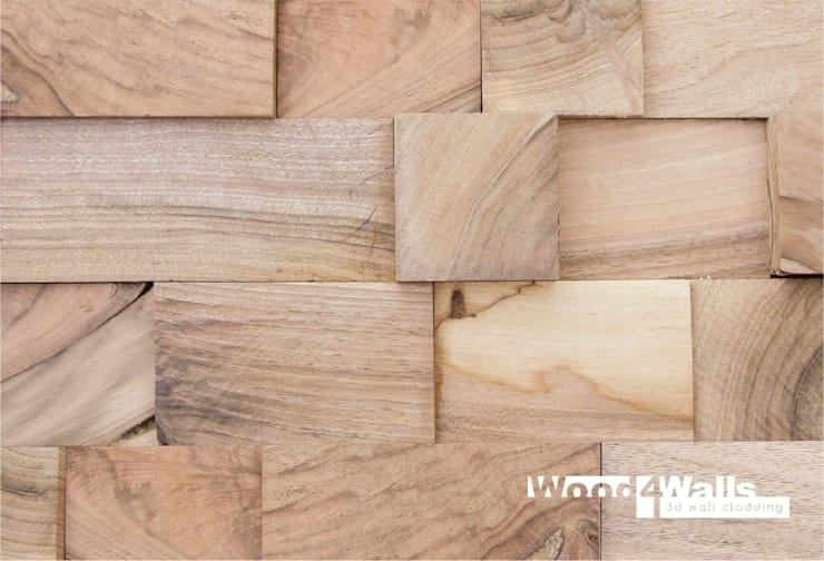 Wood4Walls | Purity Nut: modern  door Nature at home | Cocomosaic | Wood4Walls, Modern