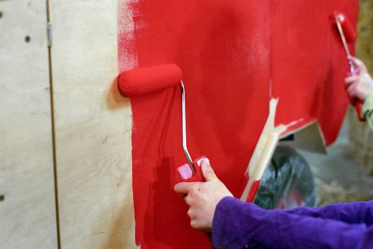 auTOFzo:  Kinderkamer door Bijsterveld Vormgeving