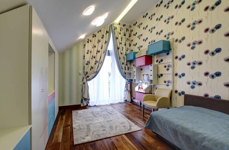 Дом в Пестово: Детские комнаты в . Автор – Технологии дизайна
