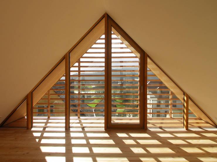 Wohnhaus in Gengenbach:  Wände von lehmann_holz_bauten