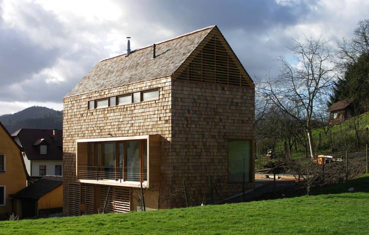 Wohnhaus in Gengenbach:  Häuser von lehmann_holz_bauten