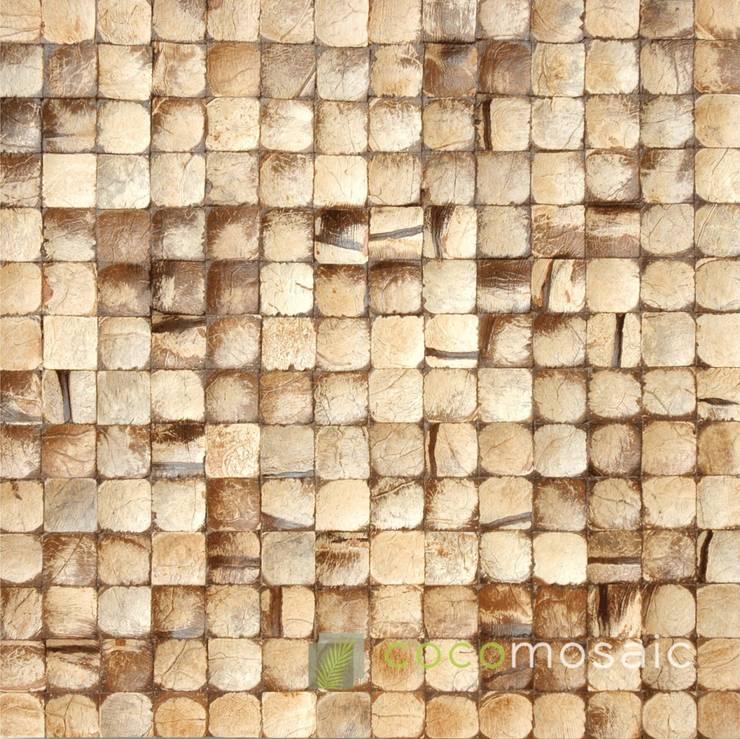 Cocomosaic |  Natural Bliss:  Muren & vloeren door Nature at home | Cocomosaic | Wood4Walls