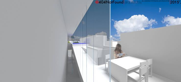 AR|001|14-BRK: Salones de estilo  de 404NF-A