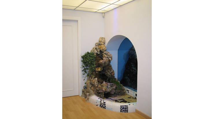 Fuente: Spa de estilo  de Gramil Interiorismo II - Decoradores y diseñadores de interiores
