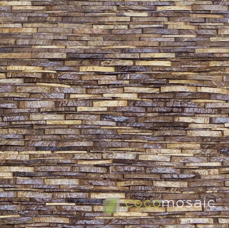 Cocomosaic | Coco Stone:  Muren & vloeren door Nature at home | Cocomosaic | Wood4Walls