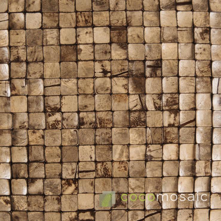 Cocomosaic | Evo Aqua Natural Bliss:  Muren & vloeren door Nature at home | Cocomosaic | Wood4Walls