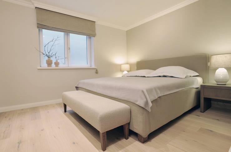 FERIENWOHNUNG SYLT:  Schlafzimmer von SALLIER WOHNEN HAMBURG