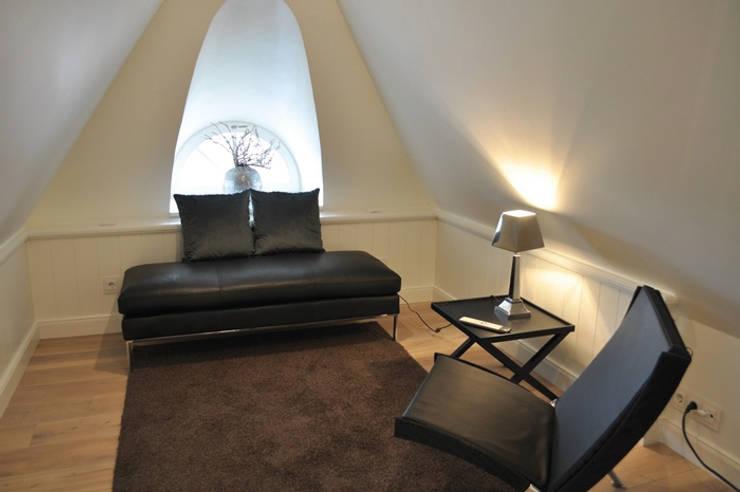 HAUS AUF SYLT:  Schlafzimmer von SALLIER WOHNEN HAMBURG