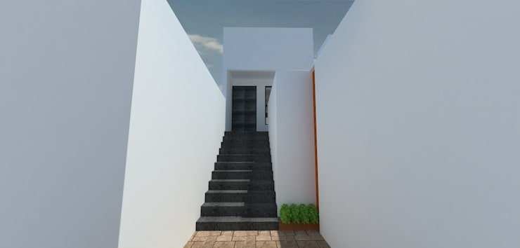 Corridor & hallway by WIGO SC,