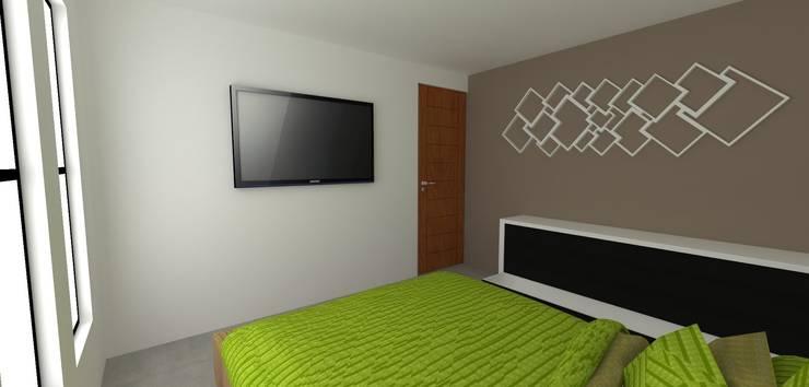 Slaapkamer door WIGO SC,