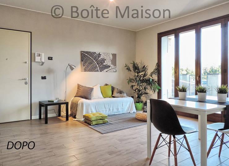 modern  by Boite Maison, Modern