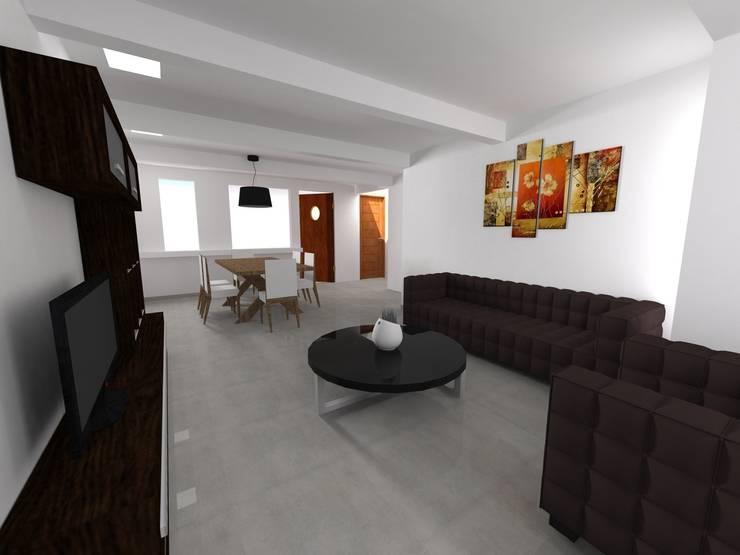 Living room by WIGO SC,