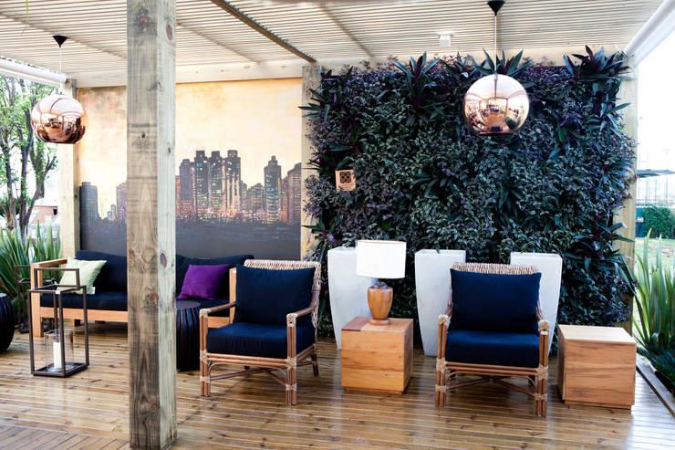 Evenementenlocaties door Quadro Vivo Urban Garden Roof & Vertical