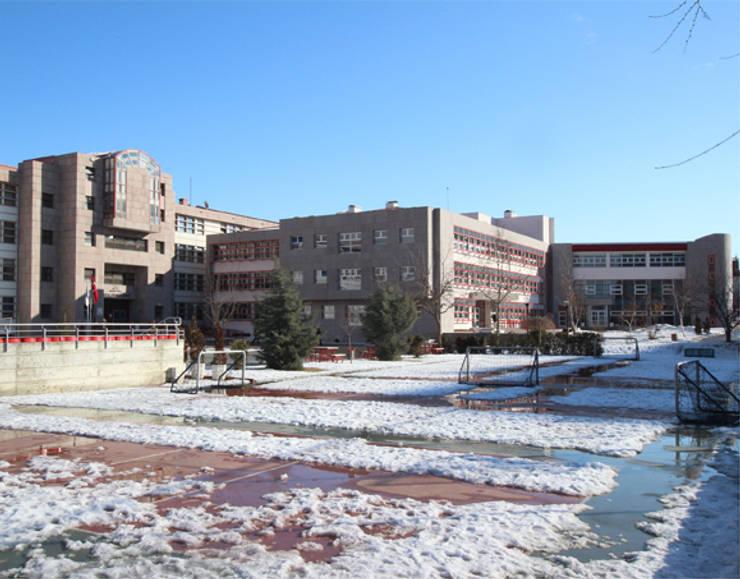 MTK Architects-Consultants – AÖD Tevfik Fikret Lisesi:  tarz Okullar