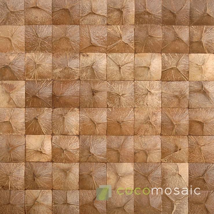 Cocomosaic | Grand Canyon:  Muren & vloeren door Nature at home | Cocomosaic | Wood4Walls