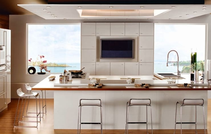 Dapur by Daire Tadilatları
