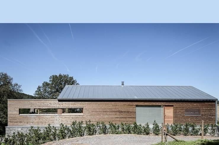 Häuser von Pavillonchamps Atelier d'Architecture