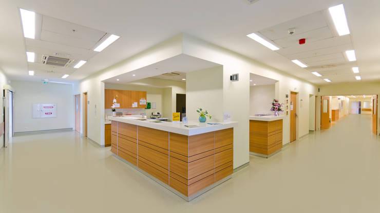 Hôpitaux minimalistes par TKM Photography Minimaliste
