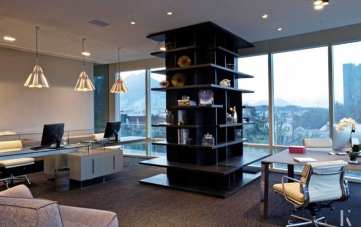 Oficinas y tiendas de estilo  de BAO