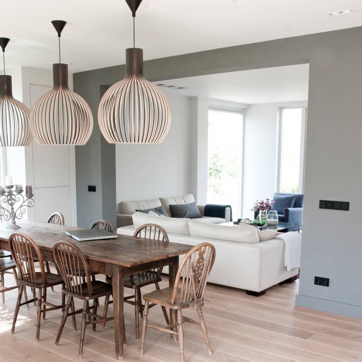 Dining room by Zilva Vloeren