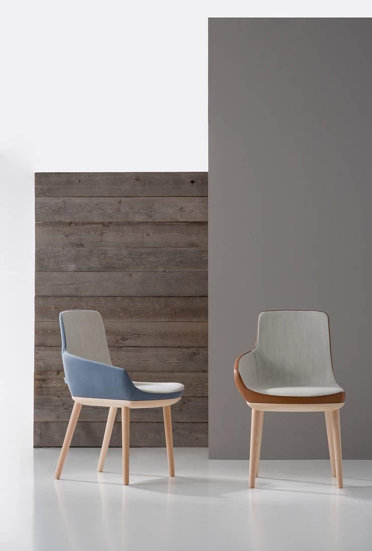 Ego: Salones de estilo  de Alegre Design