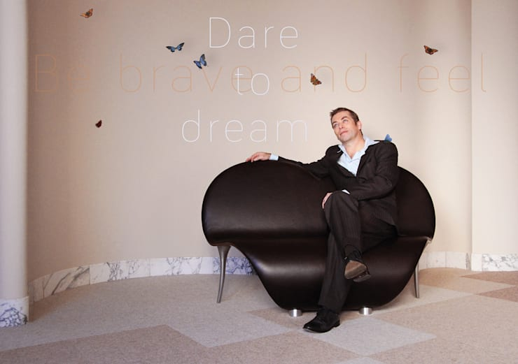 Dare to Dream: modern  door Heartseats, Modern