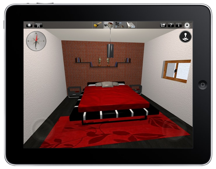 Home Design 3D, The Best Interior Design App On IOS And Android