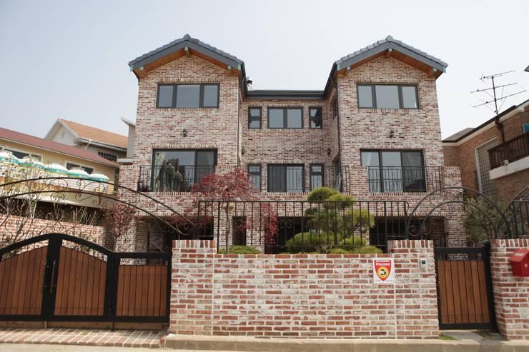B: E-포레스트의  주택,모던