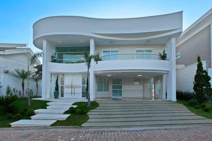 Casas de estilo  por Arquiteto Aquiles Nícolas Kílaris