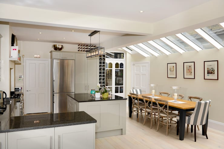 Kitchen by Ruth Noble Interiors