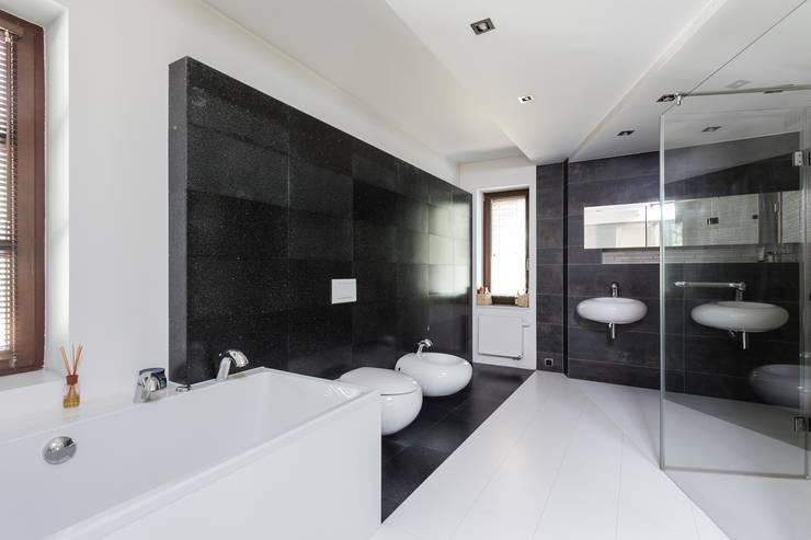 浴室 by Michał Młynarczyk Fotograf Wnętrz