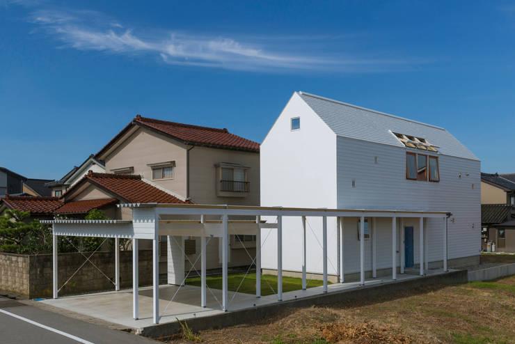 .: 水野行偉建築設計事務所が手掛けた家です。