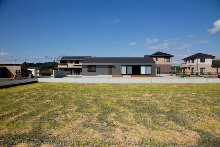 福の家: モリリエ ケンチク&デザインが手掛けた家です。