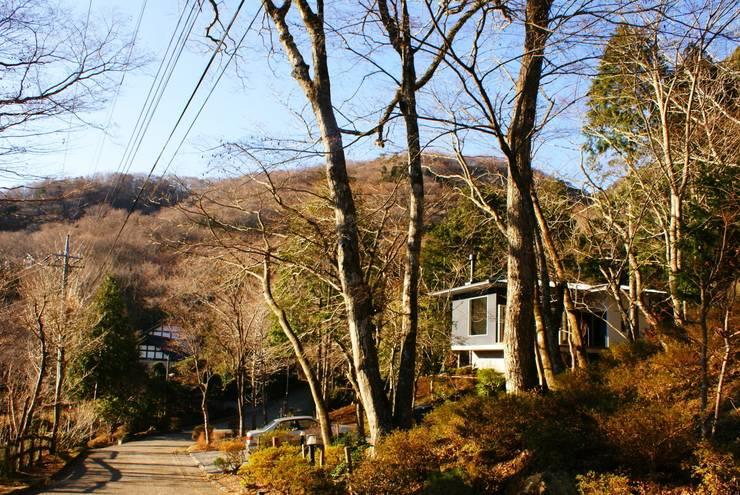 センゴクハラ M邸: 有限会社スタジオA建築設計事務所が手掛けた家です。