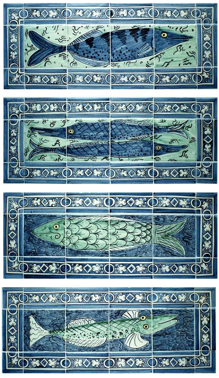 地中海  by Reptile tiles & ceramics, 地中海風
