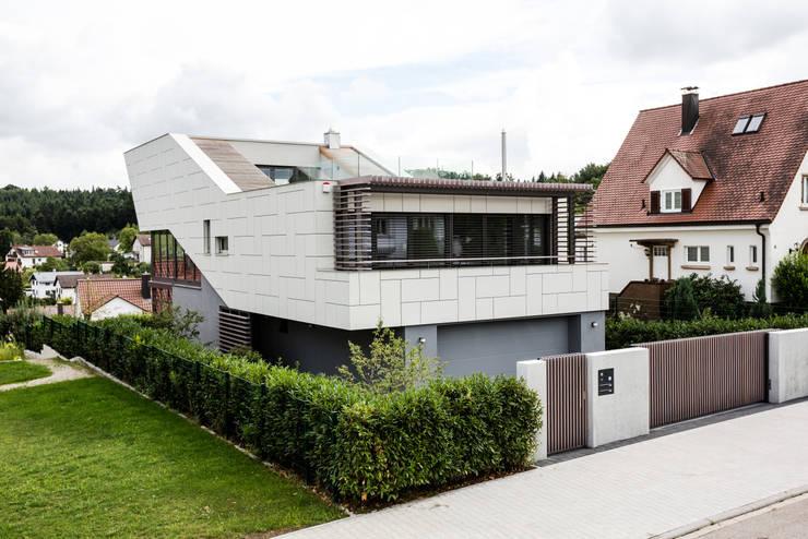 Projekty,  Domy zaprojektowane przez Kohlbecker Gesamtplan GmbH