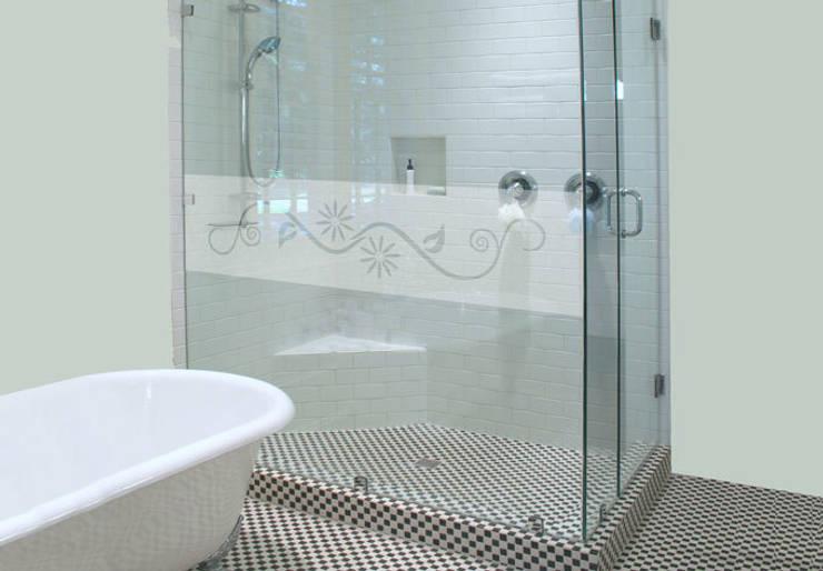 Baños de estilo  por wall-art.fr