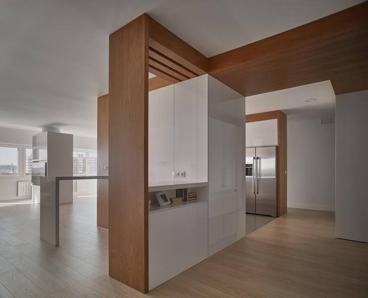 Decoración : Paisajismo de interiores de estilo  de CM4 Arquitectos