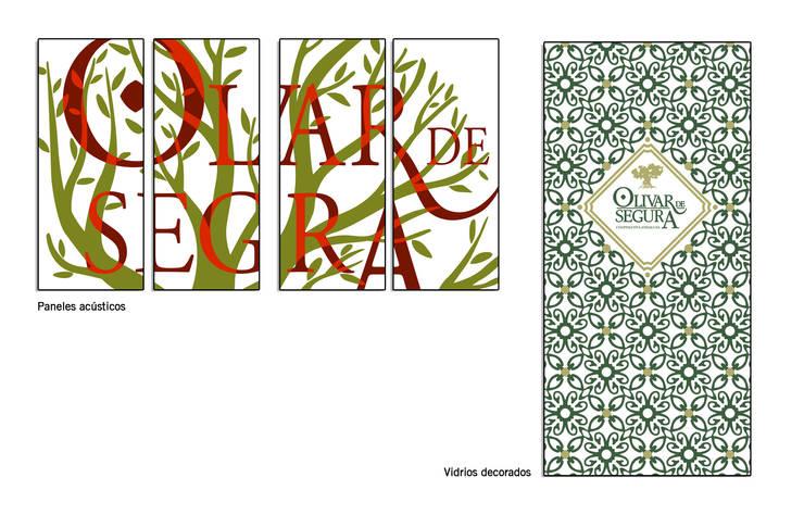 Diseños personalizados:  de estilo  de Marta del Valle